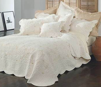 Clean and Crisp Bed Sheet